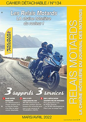 relais motards journal des motards