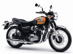 103-3-4 Kawasaki W800 Final Edition